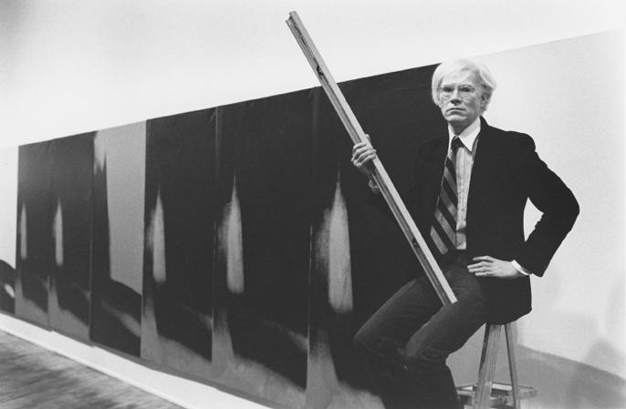 Andy Warhol en el guggenheim