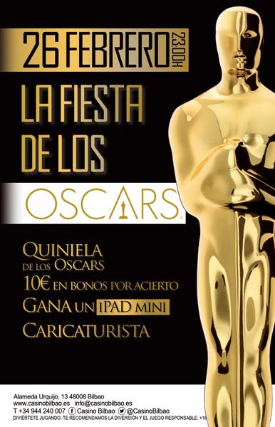 Fiesta Oscars Gran Casino Bilbao