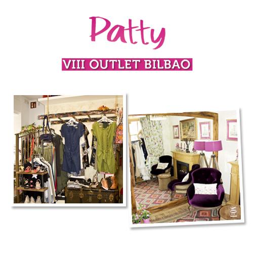 Outlet Bilbao Patty Moda Descuentos