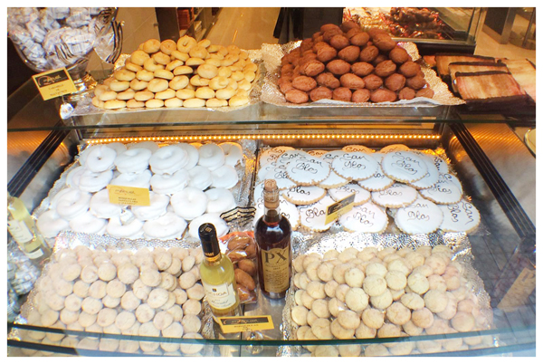 San Blas pastry Don Manuel Bilbao Sweets