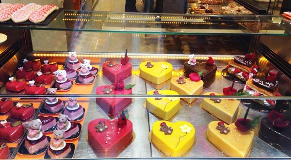 San Valentin bilbao don manuel pasteleria