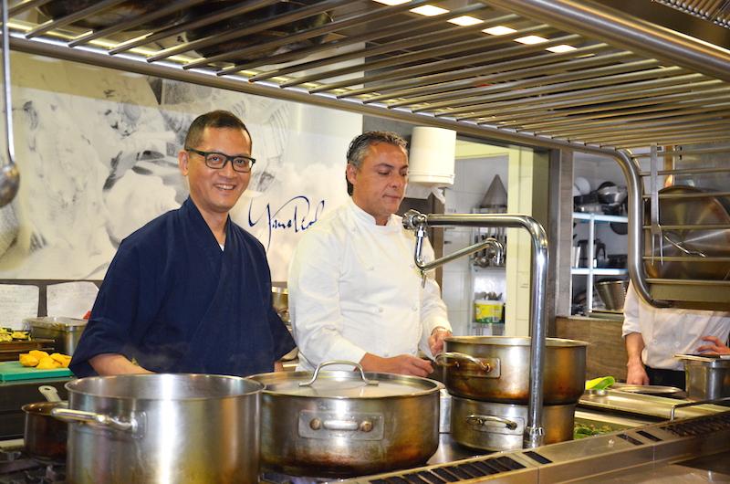 Toshio ricardo perez yandiola cursos cocina bilbao