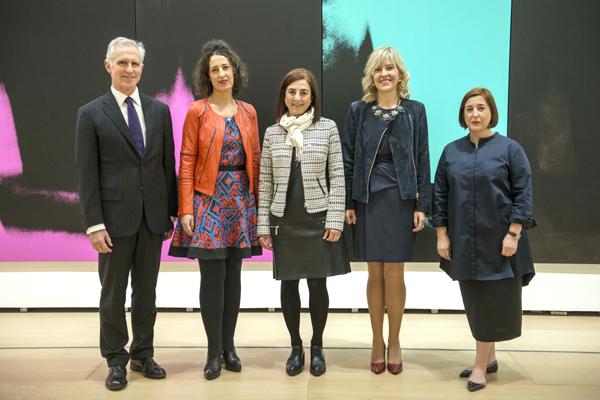 Se ha inaugurado en Bilbao en el Museo Guggenheim la exposición de Andy Warhol: Sombras