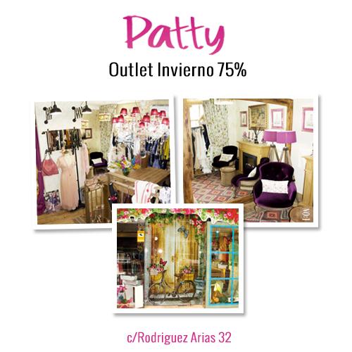 Outlet de Invierno Bilbao Patty Moda Descuentos
