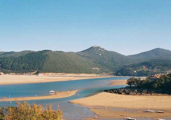 Urdaibai Reserva ruta planes