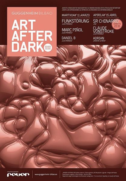 art-after-dark-bilbao-guggenheim