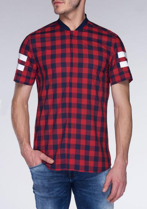 camisa-roja-fashion-cardenal-bilbao