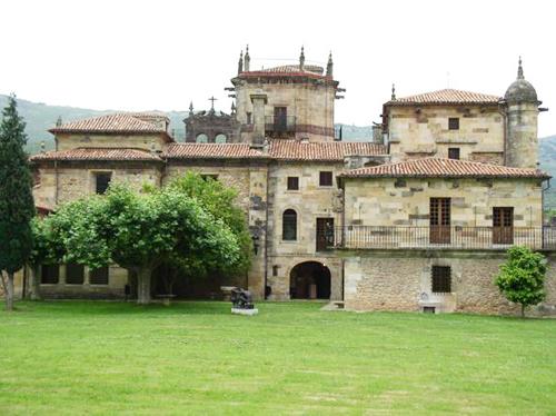 ruta valle del pas Palacio de Elsedo
