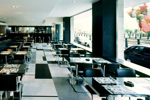 Bistrot Metropol Gran Hotel Domine Bilbao Eat