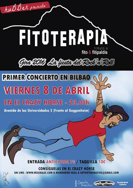 Fitoterapia Crazy Horse Conciertos Bilbao