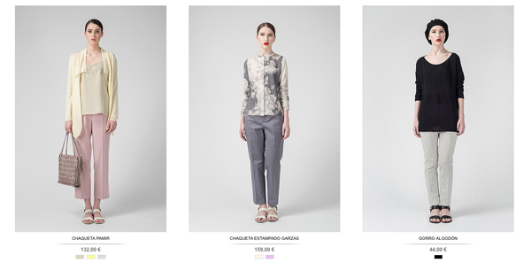 minimil moda mujer bilbao shopping