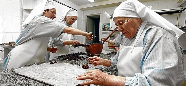 dulces convento bilbao