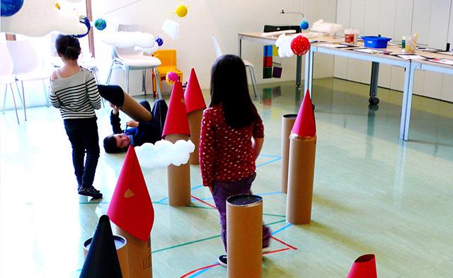taller infantil guggenheim bilbao