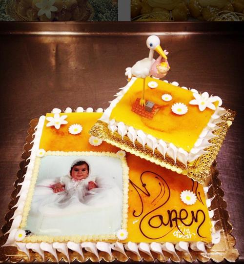 tarta bautizos don manuel bilbao pastelería