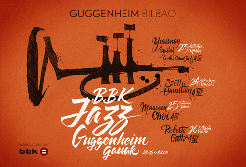 Jazz Guggenheim Gauak Planes Bilbao Verano