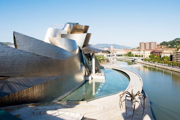 Planes de Verano -Museo Guggenheim-Bilbao