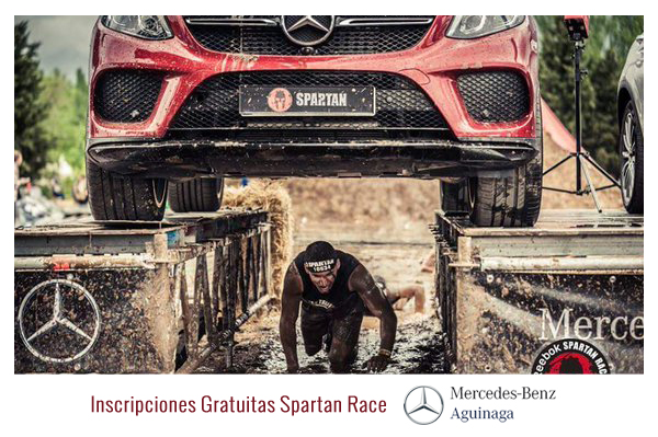 Spartan Race Bilbao Mercedes Aguinaga Motor