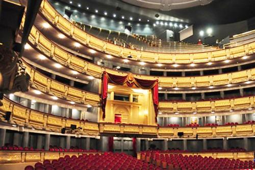 Teatro Real opera guggenheimbilbao