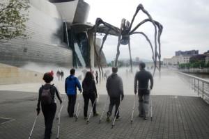 nordic walking deportes bilbao agenda