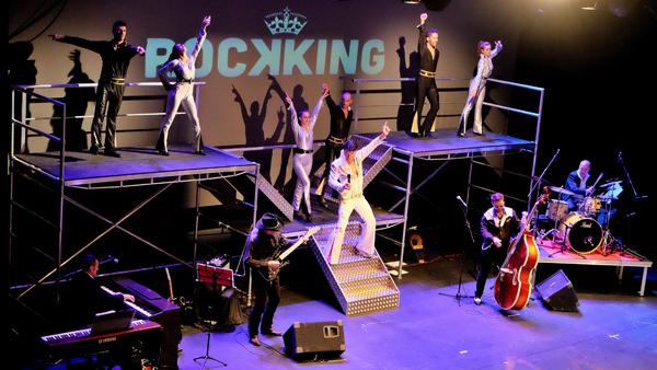 rocking-elvis presley-euskalduna-bilbao-musical