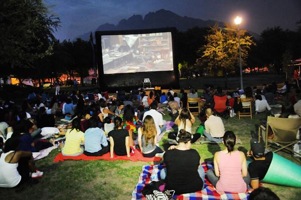 Cine al aire libre -bilbao-planes-verano-agenda