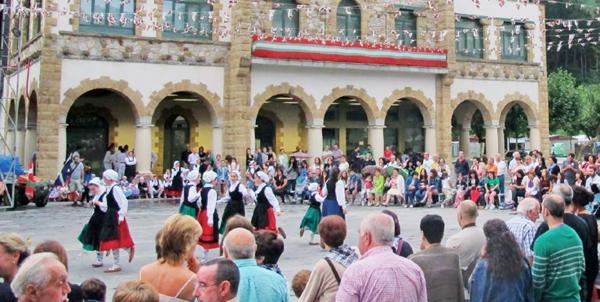 Fiestas Bizkaia Verano