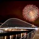 Fuegos Artificiales de Aste Nagusia Bilbao