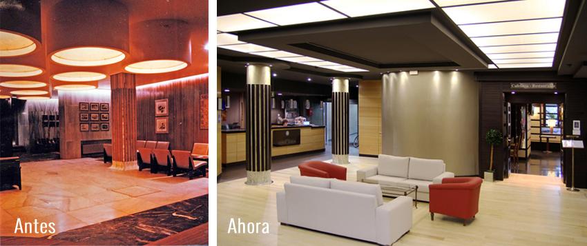 Hall Hotel Conde Duque Bilbao