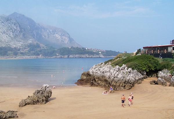 arenillas playa cantabria