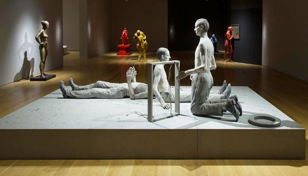 exposicionescultura hiperrealista bilbao bbaa