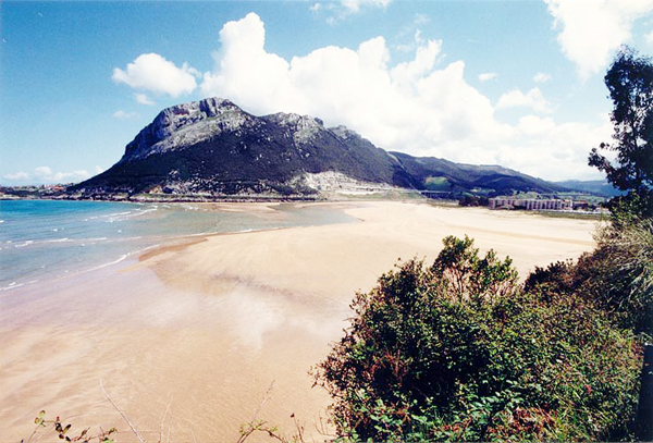 oriñon playas cantabria
