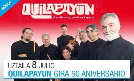 quilapayun bilbao teatro campos elíseos