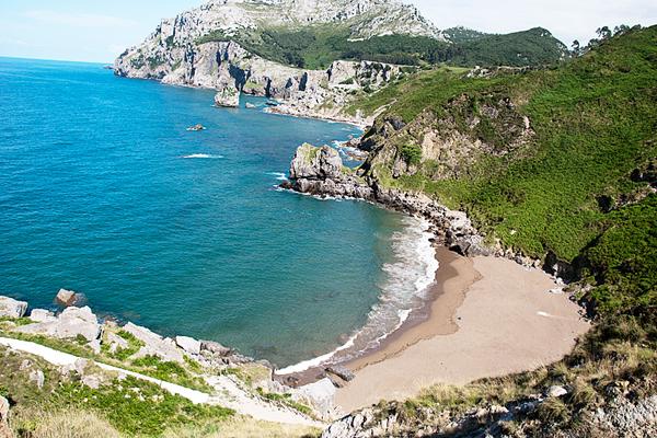 san julian playa cantabria