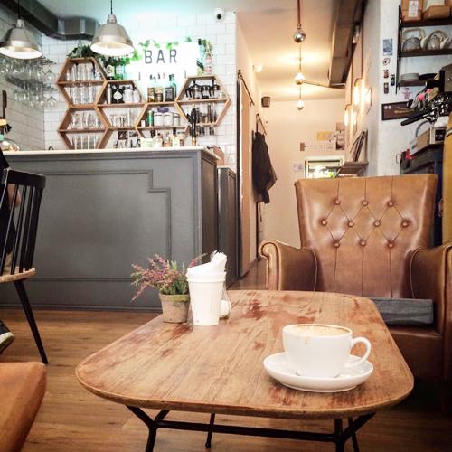 Bihotz cafe Bilbao