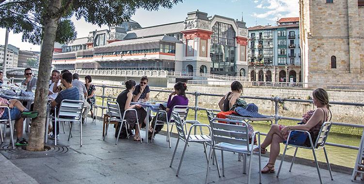 Soho de Bilbao Restaurantes Bares