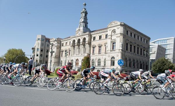 Vuelta Ciclista Bilbao Deportes