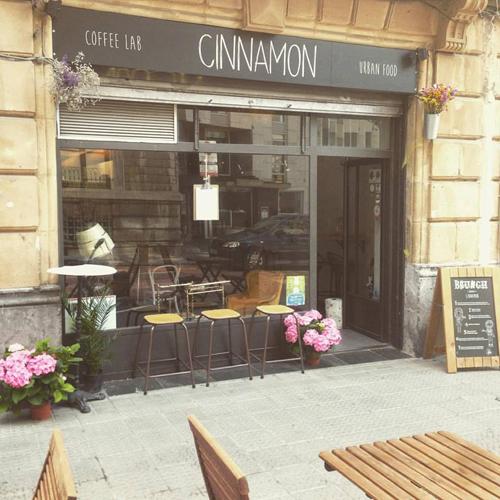 cinnamon bilbao restaurantes