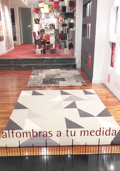el taller de la alfombra bilbao Charcoal