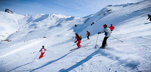 astun estacion esqui