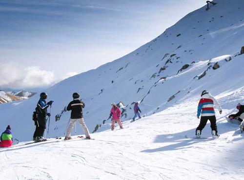 cerler estacion esqui