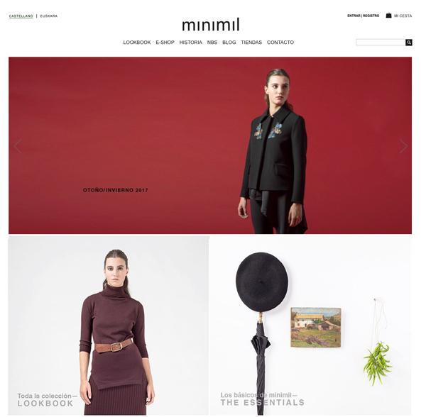 minimil moda shopping bilbao