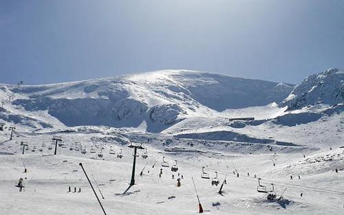 valdezcaray estacion esqui