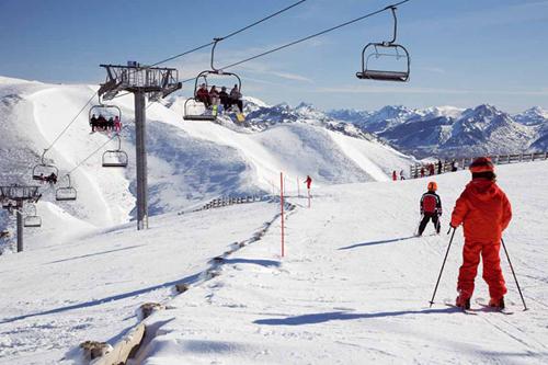 valgrande estacion esqui