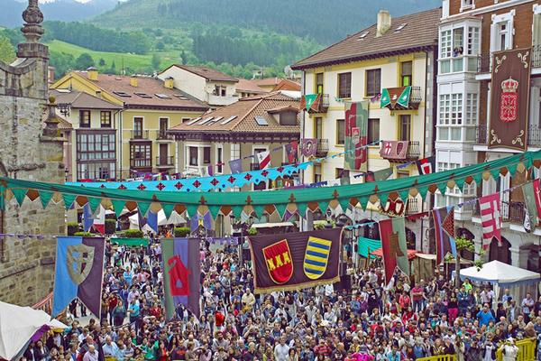 feria medieval bilbao