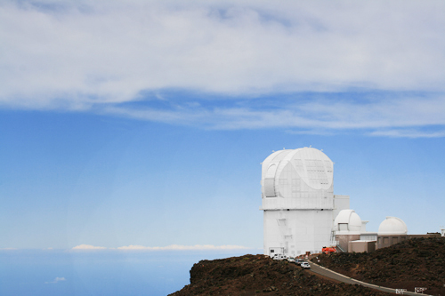 telescopio solar bilbao