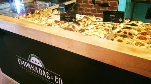 Empanadas & Co Bilbao gastronomy
