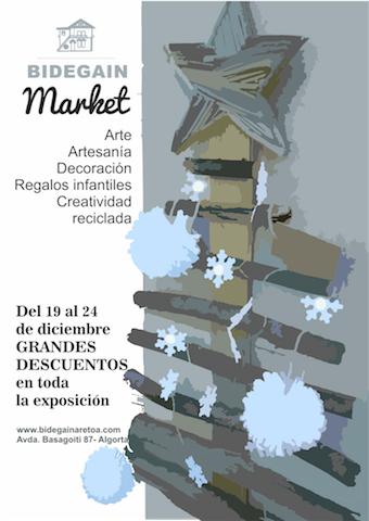 mercado arte algorta planes