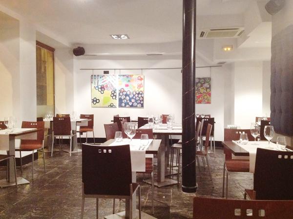 nura restaurante bilbao