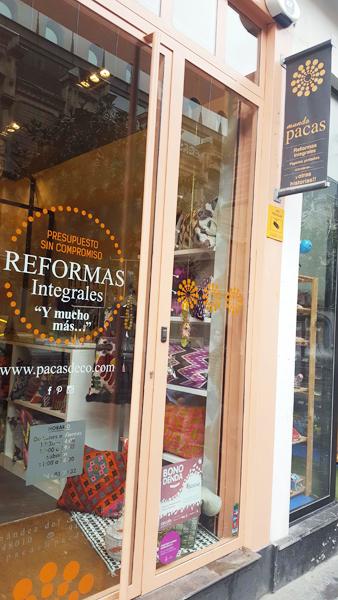 pacas interiorismo reformas bilbao