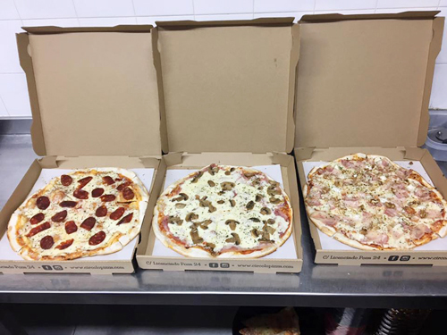 pizzas take away bilbao circolo pizza